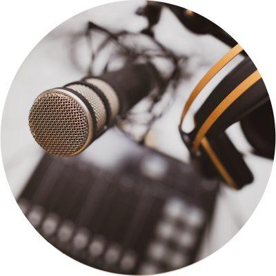 Procucție podcast în Cluj-Napoca